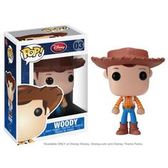 "Disney/ Pixar; Toy Story: ""Woody"""