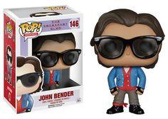 Funko Pop! Movies: Breakfast Club - John Bender