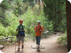 Best Friends: Fern Lake Trailhead