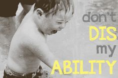 Celebrating Down syndrome, today & every day.    Happy World Down Syndrome Day :)