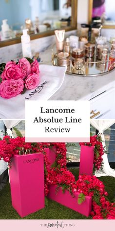 You guys know I'm a skincare/beauty products junkie. I got invited to try the Absolue Line from Lancome, and I was thrilled! First of all, the new Absolue Soft Cream/Rich Cream. Secondly, I loved the Absolue Precious Oil. My personal favorite was the Precious Cells Revitalizing Night Mask | The Sweetest Thing Blog by Emily Ann Gemma Beauty Tips For Skin, Best Beauty Tips, Beauty Review, Best Skincare Products, Beauty Products, Emily Ann Gemma, Calistoga Ranch, The Sweetest Thing Blog, Lancome Absolue
