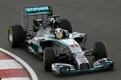 F1 Canadá 2014 Mercedes