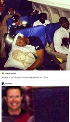 I'm More Scared Of The Guy With The Anime Pillow #funny #meme