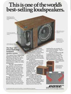 Bookshelf Speakers, Bookshelves, Speaker System, Nostalgia, Audio, Outdoor Decor, Design