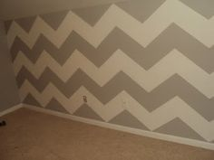 Wall stripes - Definitely going on my wall!