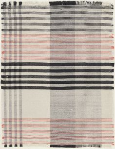 Anni Albers | silk sample