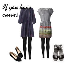 Outfit Ideas with Leggings for Curvy Body Shape
