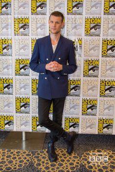 Matt Smith at SDCC 2013. Cutie:)