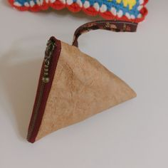 Paper handmade pouch
