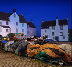 scotland fishing village