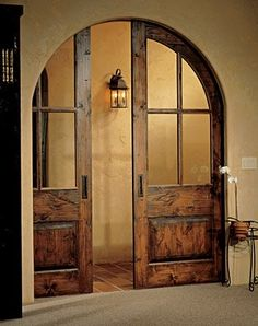 Though you may tuck away those pocket doors away doesn't mean that they aren't ever closed and in the open to view and you want those pocket doors to be stylish and match the decor and suit the mood of that room! Wooden doors for a rustic styled room, painted doors for the whimsical, and... Read More