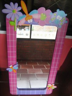 Madera country para niños - Imagui Diy And Crafts, Crafts For Kids, Wood Store, Arte Country, Country Paintings, Pink Room, Kids Furniture, Projects To Try, Crafty