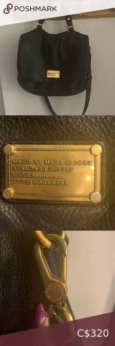 Marc by Marc Jacobs purse Marc by Marc Jacobs purse Very good condition Almost no wear on hard wear, no marks inside Comes with dust bag Marc By Marc Jacobs Bags Shoulder Bags Hard Wear, How To Wear, Marc Jacobs Purse, Jacob Black, Plus Fashion, Fashion Tips, Fashion Trends, Dust Bag, Shoulder Bags