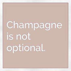 #champagne More