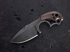 Fixed blade by Stonewood Knives