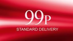 99p Standard Delivery