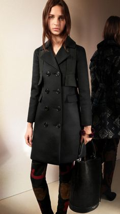 Tailored Cashmere Coat | Burberry