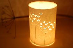 This is so beautiful----Fennel Candle Light by Hannahnunn on Etsy, $33.50