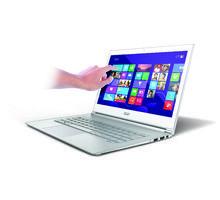 Ultrabook Acer Aspire S7-392-74508G25tws, bílá