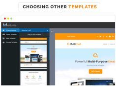 Multimail Responsive Email Set Template Buildervisualmodo