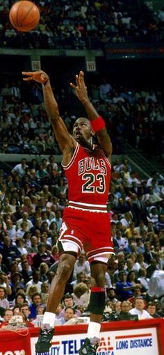 THE best player EVER.  MJ in Perfect Form, '90.