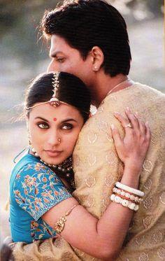 Rani Mukherjee & Shahrukh Khan / Paheli