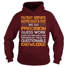 Awesome Tee For Patient Service Representative T Shirts, Hoodies. Get it now ==► https://www.sunfrog.com/LifeStyle/Awesome-Tee-For-Patient-Service-Representative-93218570-Maroon-Hoodie.html?57074 $39