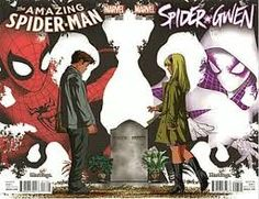 Image result for spider gwen and spiderman