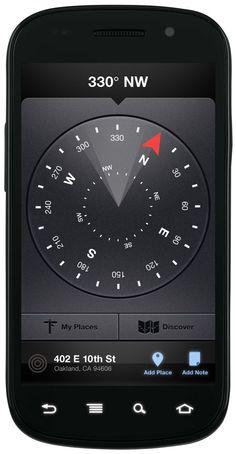 Compass App Detail