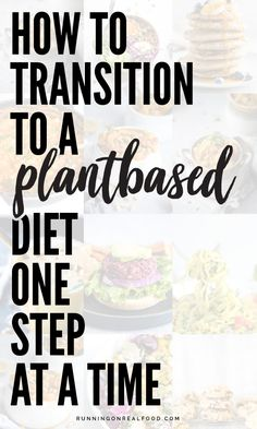 Whether it's to lose weight, prevent disease or reduce harm to animals, learn how to transition to a plant-based diet by taking one small step at a time. Source by renzot plant based Plant Based Diet Meals, Plant Based Meal Planning, Plant Based Whole Foods, Plant Based Nutrition, Plant Based Eating, Diet And Nutrition, Plant Based Recipes, Nutrition Education, Plant Diet