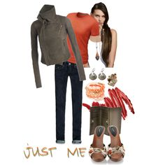 Simple but cute, created by hayleejade3 on Polyvore