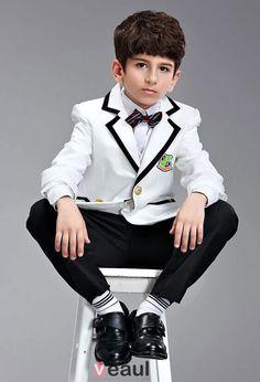 Barn Smoking / Vast Kostym / Prestanda Klader / Sma Kostymer Som / Ringbarare Kostymer [2415030008] - Veaul.com