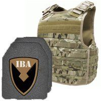 Advanced Survivor » Defender Plate Carrier + Armor (Multicam)