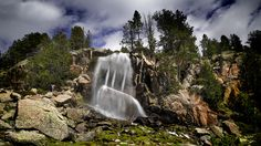 Cerdanya Falls by carlos_santero