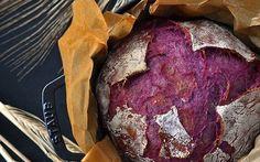 Das gab es noch nie! Ein Weißbrot, das man ohne schlechtes Gewissen essen darf, denn es ist total gesund: das Purple Bread…