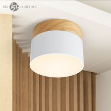 LED White outfit down light balcony window softwood aisle corridor lamp light wall lamp NO hole minimalist style China Lights, Led Down Lights, Applique Led, Style Minimaliste, Led Ceiling, Ceiling Spotlights, 5 W, Bedroom Lighting, Downlights