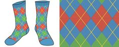 Argyle Sock Design Contest with Betabrand ~~ Ready to put your color-matching talents to good use? Betabrand is offering you a chance to design their next set of socks. They have created the argyle design, and you get the chance to color the coolest sock you can and possibly have YOUR creation sold b…