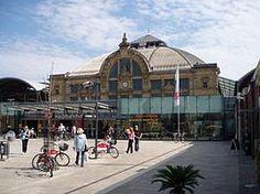 Bahnhof Halle Saale