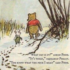 Pooh - What day?
