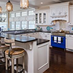 U Shaped Kitchen Designs Design Ideas, Pictures, Remodel, and Decor - page 4