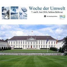 Woche der Umwelt in Berlin am 7. Und 8. Juni 2016 – Baufritz zählt zum exklusiven Aussteller-Kreis