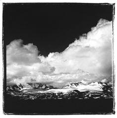 Morten Krogvold - Uten tittel Clouds, Fine Art, Black And White, Outdoor, Wall, Kunst, Outdoors, Black N White, Black White