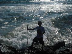 ¿y quién dijo que no se puede conquistar a las aguas?