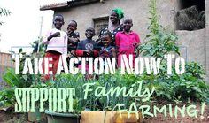Support Family Farmers | Food Tank