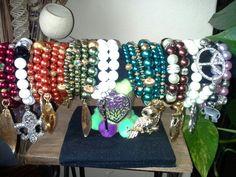 All handmade bracelets set By letitia