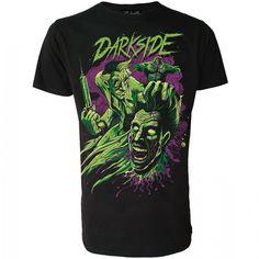 Darkside Clothing Re Animator Men's T-Shirt, £14.99