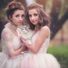 Brooklyn and Bailey. Frosted Productions