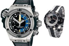 Stylish men's watches #tissot #swatch