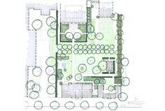 buro mien ruys - tuin & landschapsarchitekten - Diaconie: van verpleeghuistuin naar stads-oase