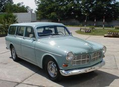 Volvo Amazon Volvo Station Wagon, Volvo Wagon, Volvo C30, Retro Cars, Vintage Cars, Volvo Estate, Shooting Brake, Import Cars, Ford